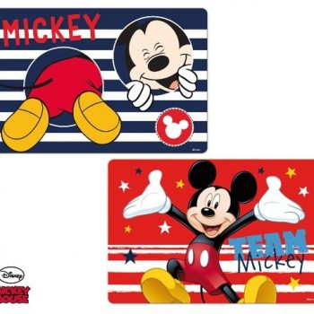 Placemat – Disney Mickey Mouse 3D Placemat
