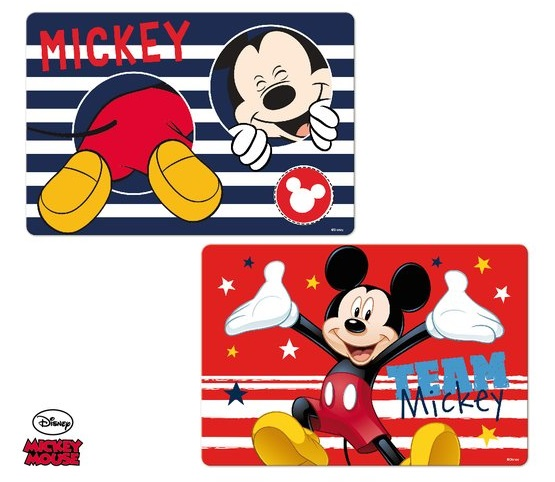 Disney Mickey Mouse 3D Placemat