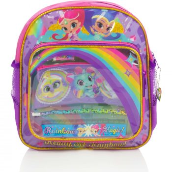 Backpack – Shimmer and Shine Rainbow backpack