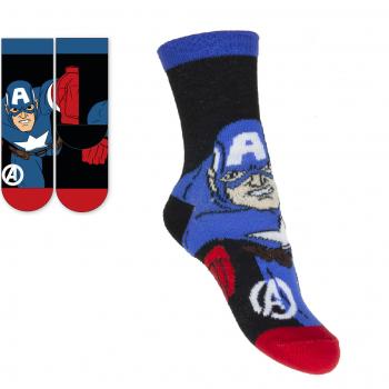 Socks – Marvel Avengers Crew Cut – Boys Captain America